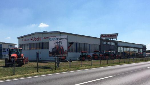 Vertriebszentrum Marchtrenk