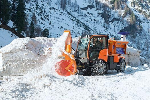 S1090 Schneefräsen