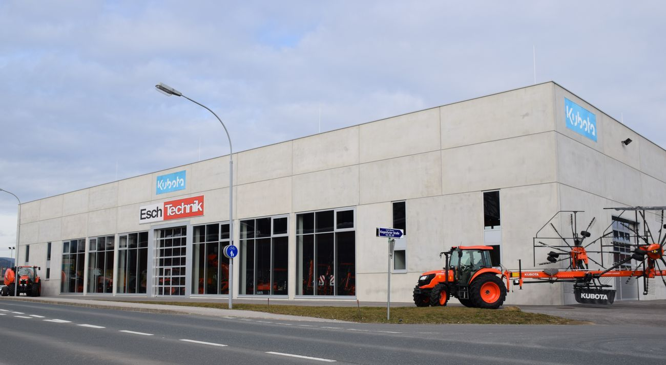 Bild 1 Logistikzentrum
