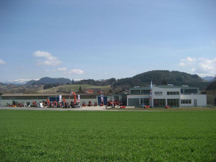 Esch-Technik Zentrale