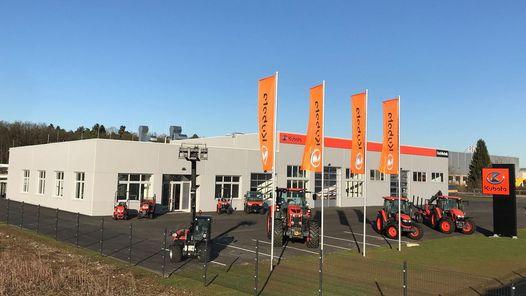 Vertriebszentrum Kalsdorf